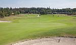 DEN DOLDER - Golfsocieteit De Lage Vuursche, hole 10. FOTO KOEN SUYK