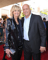 Cal and Kelly Ripken at The Disney World Premiere of The Lone Ranger held at at Disney California Adventure in Anaheim, California on June 22,2021                                                                   Copyright 2013 DVSIL / iPhotoLive.com