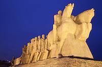 Sao Paulo_SP, Brasil...Monumento as Bandeiras, tambem conhecido como Empurra, Empurra em Sao Paulo...Bandeiras monument or Empurra, Empurra in Sao Paulo...Foto: BRUNO MAGALHAES / NITRO