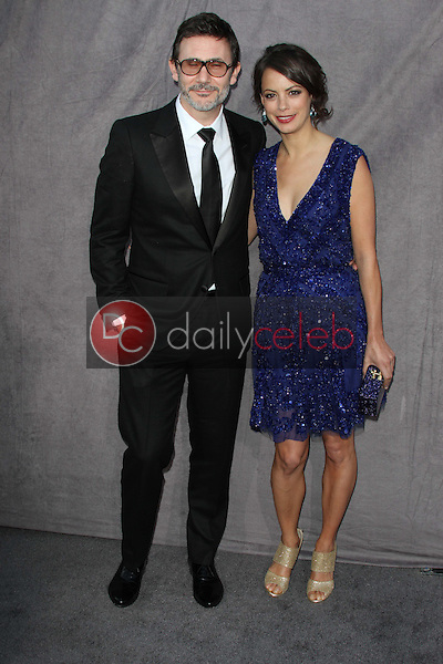 Michel Hazanavicius, Berenice Bejo<br />