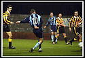 02/11/2002                   Copyright Pic : James Stewart.File Name : stewart-east fife v albion 03.CHARLES MCLEAN (10) FIRES HOME ALBION'S FOURTH GOAL...Payments to :-.James Stewart Photo Agency, 19 Carronlea Drive, Falkirk. FK2 8DN      Vat Reg No. 607 6932 25.Office     : +44 (0)1324 570906     .Mobile  : +44 (0)7721 416997.Fax         :  +44 (0)1324 570906.E-mail  :  jim@jspa.co.uk.If you require further information then contact Jim Stewart on any of the numbers above.........