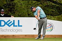 Ryan Moore (USA) on the 10th during the 3rd round at the WGC Dell Technologies Matchplay championship, Austin Country Club, Austin, Texas, USA. 24/03/2017.<br /> Picture: Golffile | Fran Caffrey<br /> <br /> <br /> All photo usage must carry mandatory copyright credit (&copy; Golffile | Fran Caffrey)