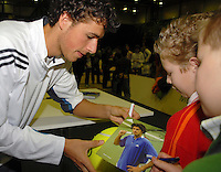 21-2-07,Tennis,Netherlands,Rotterdam,ABNAMROWTT, Kidsday with Robin Haase