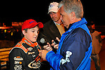 Oct 18, 2008; 11:09:30 PM;  Rural Retreat, VA, USA; FASTRAK Racing Series Grand Nationals race at Wythe Raceway. Mandatory Credit: (thesportswire.net)