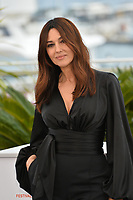"CANNES, FRANCE. May 19, 2019: Monica Bellucci at the photocall for ""The Most Beautiful Years of a Life"" at the 72nd Festival de Cannes.<br /> Picture: Paul Smith / Featureflash"