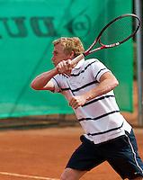 22-08-12, Netherlands, Amstelveen, Tennis, NVK, Peter Kofferman