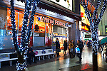 Vie de France Cafe in Akihabara, Tokyo, Japan. Yodobashi Camera, Yodobashi-Akiba store.