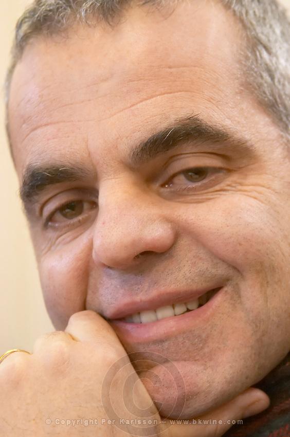 Pascal Fulla, owner winemaker. Mas de l'Ecriture, Languedoc, France