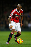 Ashley Young of Manchester United in action - English Premier League - Manchester Utd vs Chelsea - Old Trafford Stadium - Manchester - England - 28th December 2015 - Picture Simon Bellis/Sportimage