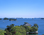 May 01, 1999: File photo showing Matsushima, Miyagi Prefecture, Japan taken in May 01, 1999. Matsushima was renowned for its natural beauty but  devasted by the massive magnitude 9.0 earthquake and subsequent tsunami that struck the eastern coast of Japan on Fraiday 11th March, 2011...