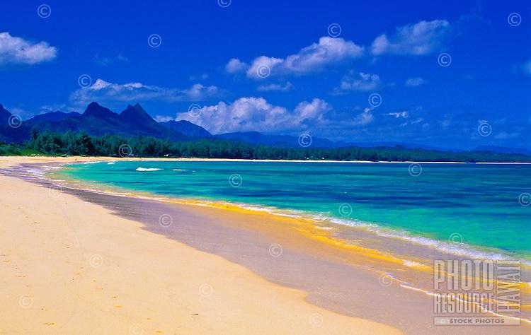 Waimanalo Beach, Windward Oahu