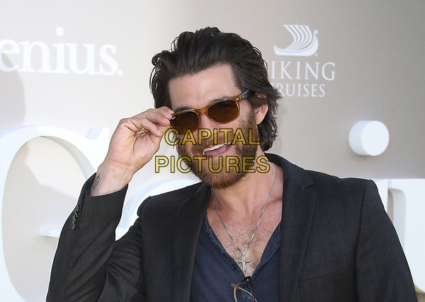 WESTWOOD, CA - April 24: Johnny Whitworth, At National Geographic's Premiere Screening of &quot;Genius&quot; At The Fox Theater, Westwood Village In California on April 24, 2017. <br /> CAP/MPI/FS<br /> &copy;FS/MPI/Capital Pictures