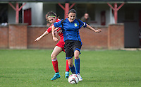 Flackwell Heath Ladies v Laurel Park Vipers - Thames Valley Counties Womens Football League 11/10/15
