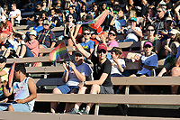 Seattle, WA - Friday June 23, 2017: Reign fans during a regular season National Women's Soccer League  (NWSL) match between the Seattle Reign FC and FC Kansas City at Memorial Stadium.