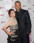 Eva Longoria Parker & Tony Parker at A Night of Fashion & Technology with LG Mobile Phones hosted by Eva Longoria & Victoria Beckham held at SoHo House in West Hollywood, California on May 24,2010                                                                   Copyright 2010  DVS / RockinExposures