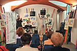 MITO per la citta, appuntamenti musicali itineranti per Settembre Musica. Il gruppo dei Tritono alla libreria La Torre di Abele.
