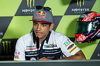 Jorge Martin of Spain and Del Conca Gresini Moto3 Team during the press conference for the MotoGP of Catalunya at Circuit de Catalunya on June 10, 2017 in Montmelo, Spain.(ALTERPHOTOS/Rodrigo Jimenez) (NortePhoto.com) (NortePhoto.com)