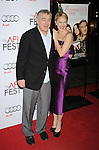 """HOLLYWOOD, CA. - November 03: Robert De Niro and Drew Barrymore arrive at the AFI FEST 2009 Screening Of Miramax's """"Everbody's Fine"""" on November 3, 2009 in Hollywood, California."""