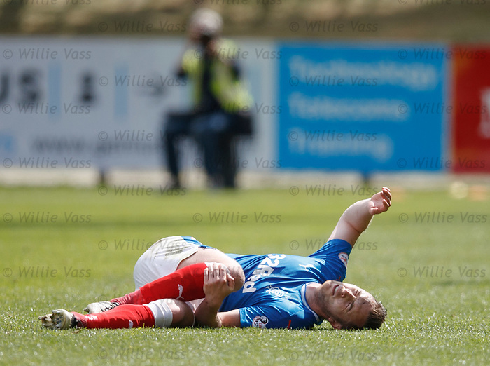 Danny Wilson injury
