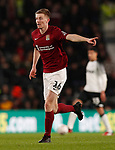 Scott Wharton of Northampton during the FA Cup match at the Pride Park Stadium, Derby. Picture date: 4th February 2020. Picture credit should read: Darren Staples/Sportimage