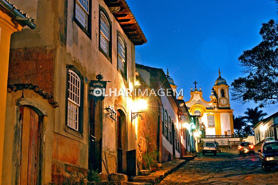 Cidade de Tiradentes. Minas Gerais. 2004. Foto de Renata Mello.