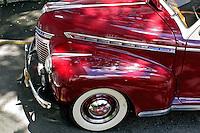 Automovel Antigo. Foto de Manuel Lourenço.