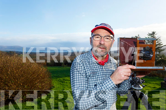 Michael Herrmann a renowned Photographer originally from East Germany now living in Cealla Cnoic Fermoyle, Ballinskelligs will speak at 'In-comers' during Iveragh's Éigse na Brídeoige in Waterville on Saturday.