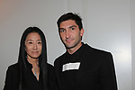 Vera Wang and Evan Lysacek - Figure Skating in Harlem celebrates 20 years - Champions in Life benefit Gala on May 2, 2017 in New York Ciry, New York.   (Photo by Sue Coflin/Max Photos)