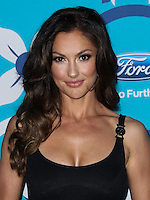 SANTA MONICA, CA - SEPTEMBER 09: Actress Minka Kelly arrives at the FOX Fall Eco-Casino Party 2013 held at The Bungalow on September 9, 2013 in Santa Monica, California. (Photo by Xavier Collin/Celebrity Monitor)