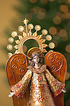 USA, California, La Quinta, Christmas angel figurine