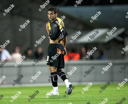 2008-08-25 / Voetbal / K Lierse SK / Ahmed Samir..Foto: Maarten Straetemans (SMB)