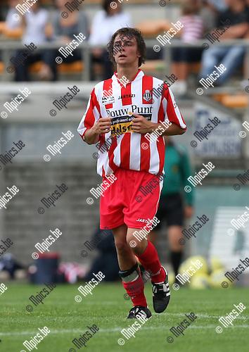 2009-07-19 / voetbal / seizoen 2009-2010 / Hoogstraten VV / DAEMEN Stef..Foto: Maarten Straetemans (SMB)