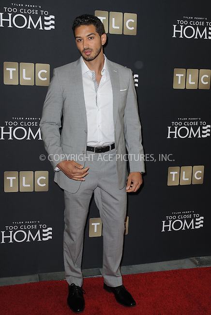 www.acepixs.com<br /> <br /> August 16 2016, New York City<br /> <br /> Charles Justo arriving at a screening of 'Too Close To Home' at The Paley Center for Media on August 16, 2016 in Beverly Hills, California.<br /> <br /> By Line: Peter West/ACE Pictures<br /> <br /> <br /> ACE Pictures Inc<br /> Tel: 6467670430<br /> Email: info@acepixs.com<br /> www.acepixs.com