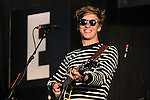 © Joel Goodman - 07973 332324 . 07/06/2015 . Manchester , UK . GEORGE EZRA performs on the main stage at The Parklife 2015 music festival in Heaton Park , Manchester . Photo credit : Joel Goodman