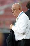 AC Milan's Adriano Galliani during Champions League match on september 13th 2011...Photo: Cesar Cebolla / ALFAQUI