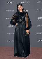 SoKo at the 2017 LACMA Art+Film Gala at the Los Angeles County Museum of Art, Los Angeles, USA 04 Nov. 2017<br /> Picture: Paul Smith/Featureflash/SilverHub 0208 004 5359 sales@silverhubmedia.com