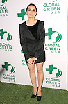 Mia Maestro at the 7th Annual Global Green Pre-Oscar Party held at Avalon in Hollywood, California on March 03,2010                                                                   Copyright 2010  DVS / RockinExposures
