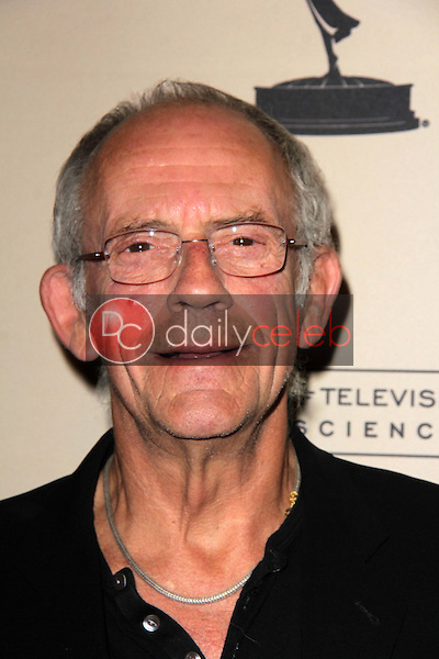 Christopher Lloyd<br /> at the Television Academy Presents An Evening Honoring James Burrows, Leonard H. Goldenson Theater, North Hollywood, CA 10-07-13<br /> David Edwards/DailyCeleb.Com 818-249-4998