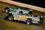 Aug 8, 2009; 10:50:48 PM; Union, KY., USA; The North-South 100  running a 50,000-to-win Lucas Oil Late Model Dirt Series sanctioned event at Florence Speedway.  Mandatory Credit: (thesportswire.net)