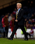 Scotland Manager Gordon Strachan during the World Cup Qualifying Group F match at Hampden Park Stadium, Glasgow. Picture date 4th September 2017. Picture credit should read: Craig Watson/Sportimage