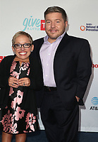 27 September 2017 - Hollywood, California - Jen Arnold, Dr. Jen Arnold, Bill Klein, Bill Klein. TLC Hosts Give A Little Awards held at NeueHouse Hollywood. Photo Credit: F. Sadou/AdMedia