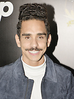 HOLLYWOOD,CA - OCTOBER 18: Ray Santiago attends the TRASH FIRE / Screamfest red carpet at TCL Chinese Theater in Hollywood, California on October 18, 2016. Credit: Koi Sojer/Snap'N U Photos /MediaPunch