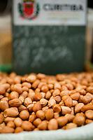 Curitiba_PR, Brasil...Mercado Municipal da cidade de Curitiba, Parana. Na foto detalhe de amendoim...Municipal Market in Curitiba, Parana. In this photo some peanuts...Foto: BRUNO MAGALHAES / NITRO