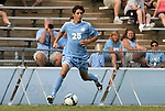 06 September 2009: UNC's Jordan Gafa. The University of North Carolina Tar Heels defeated the Evansville University Purple Aces 4-0 at Fetzer Field in Chapel Hill, North Carolina in an NCAA Division I Men's college soccer game.