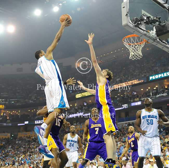 Select images from covering the New Orleans Hornets vs Los Angeles Lakes during the 2011 NBA Playoffs.  Images within this gallery previously appeared on NewOrleans.com, are not available for purchase and appear solely as a representation of my photography.