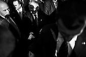 Kielce 01 October 2008 Poland<br /> Working visit of the President of the Republic of Poland Lech Kaczynski in Kielce. President took part in the ceremonial opening of the academic year, in the solemn session of City Council <br /> (&copy; Filip Cwik / Napo Images for Newsweek Polska )<br /> <br /> Kielce 01 pazdziernik 2008 Polska<br /> Robocza wizyta Prezydenta RP Lecha Kaczynskiego w Kielcach. Prezydent wzial udzial w uroczystym otwarciu roku akademickiego oraz w uroczystej sesji Rady Miasta <br /> (&copy; Filip Cwik / Napo Images for Newsweek Polska )