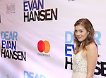 Laura Dreyfss attends the Broadway Opening Night After Party for 'Dear Evan Hansen'  at The Pierre Hotel on December 3, 2016 in New York City.