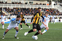 Jack Powell of Maidstone United in action during Maidstone United vs Havant and Waterlooville, Vanarama National League Football at the Gallagher Stadium on 9th March 2019