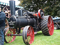 Class Farm Tractors? - Went to this show by mistake looking for Class Cars, Now never miss a date - fantastic Machinery set in the beautiful grounds of Newby Hall, Ripon, North Yorkshire.