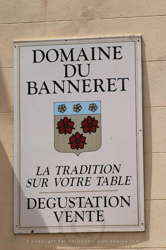domaine du banneret chateauneuf du pape rhone france